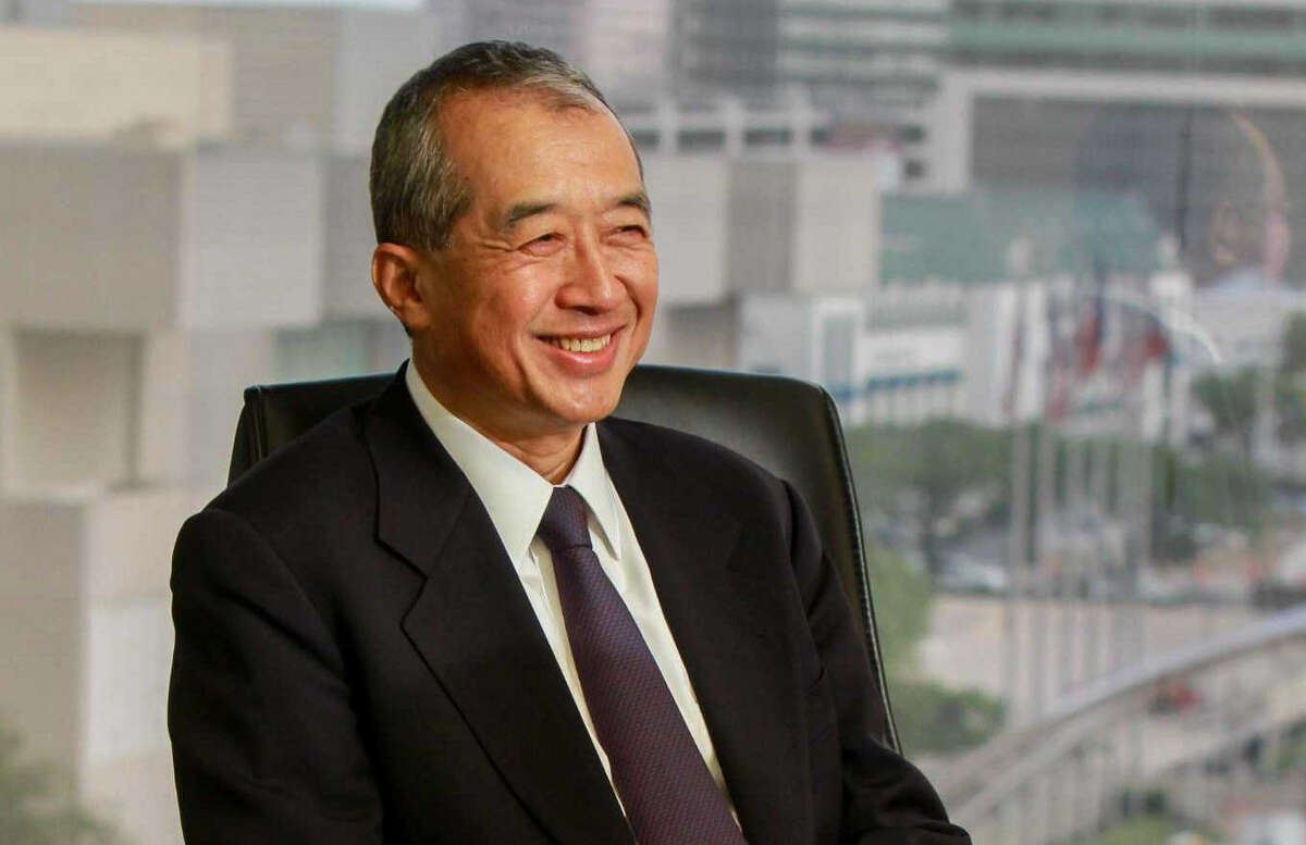 Albert Chao, CEO of Westlake Chemical. NEXT: See recent earnings from area energy companies.