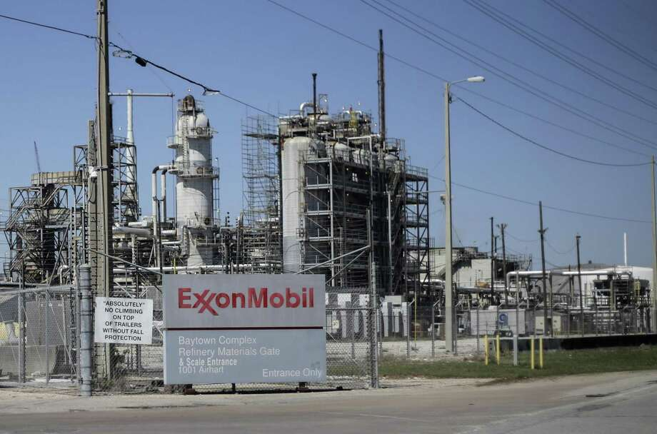 Photos of Exxon Chemical Company on Tuesday, March 20, 2018, in Baytown. See the best jobs for 2018. >>> Photo: Elizabeth Conley /Houston Chronicle / © 2018 Houston Chronicle