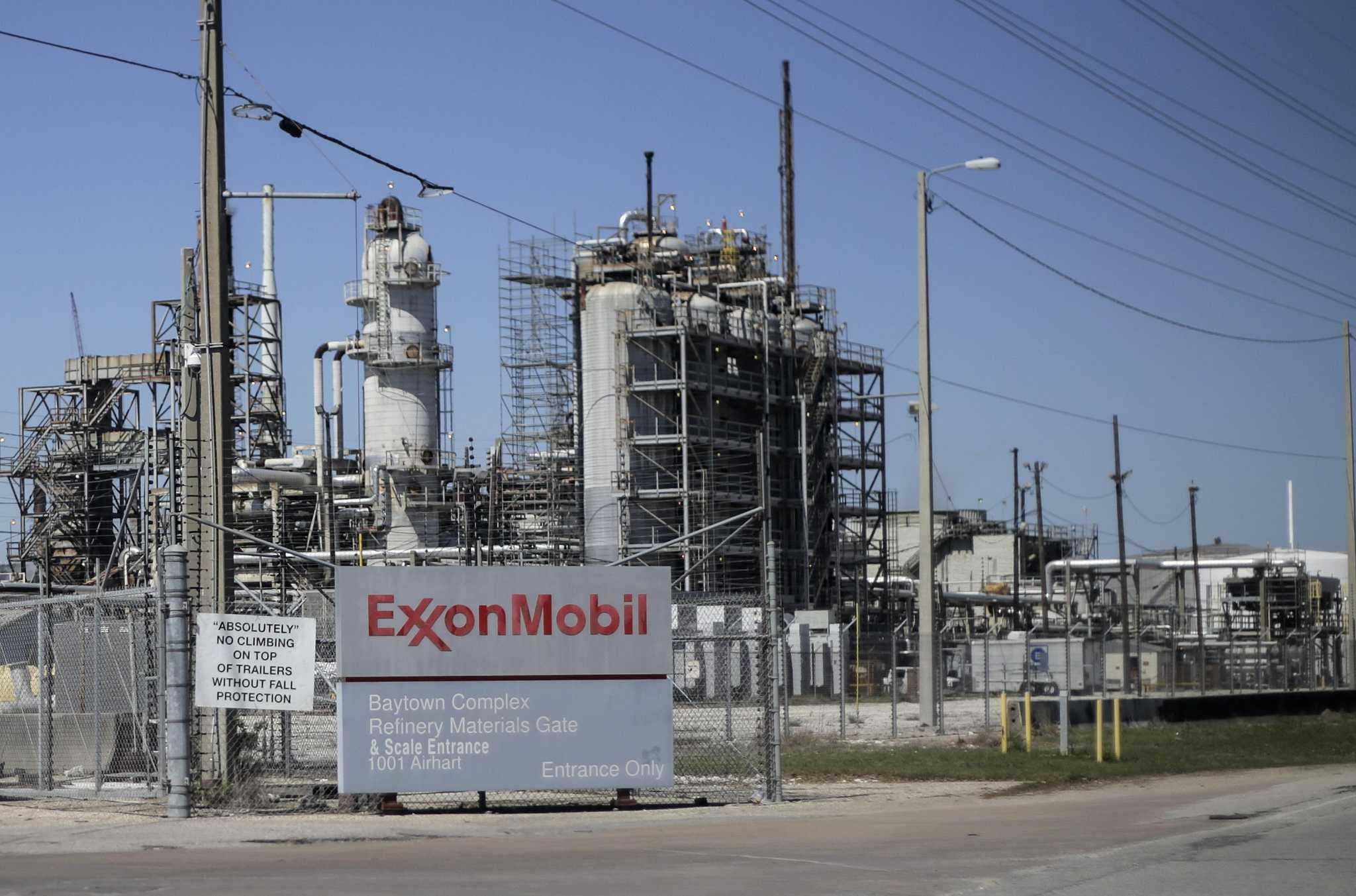 Exxon Mobil planning $1 9 billion expansion at Baytown