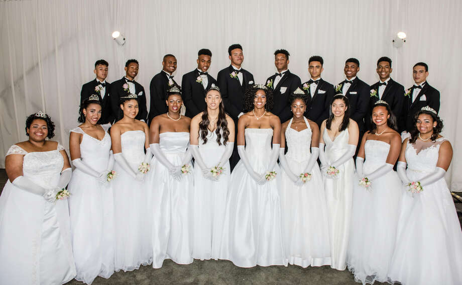 Participants in the 2018 Stamford-Norwalk Jack & Jill of America cotillion on June 9, 2018.