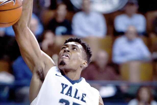Former Yale standout Brandon Sherrod has signed on to return to play for Roseto of Italy's Serie A2 league next season.