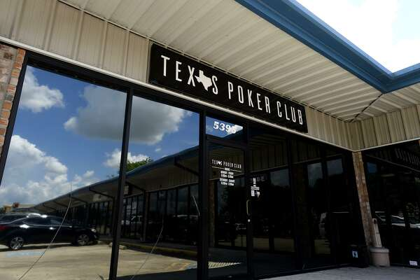 Texas Poker Club is set to open in August to provide a place for poker fans to play the game. The private club will make money on membership fees, not gambling. Photo taken Friday 6/15/18 Ryan Pelham/The Enterprise