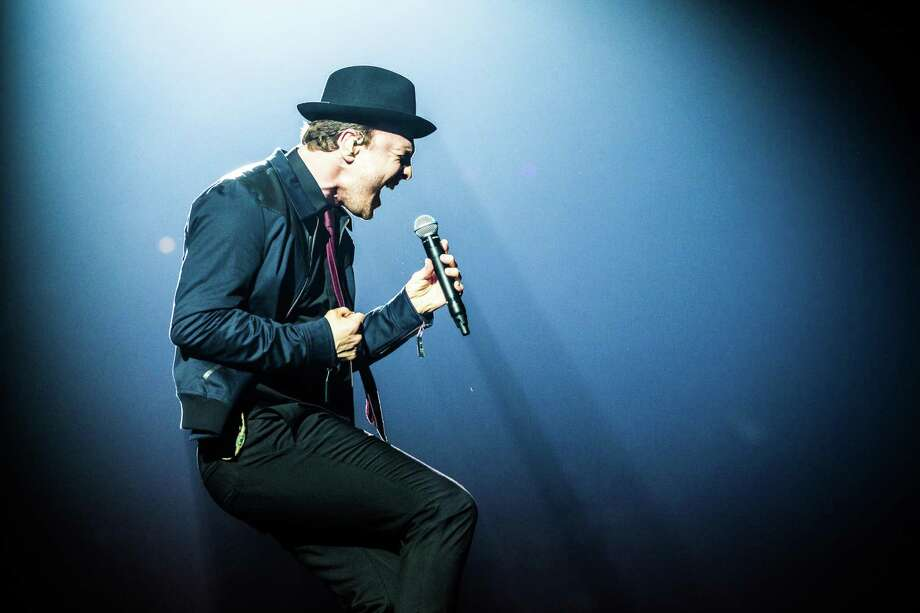 Gavin DeGraw kicks off Stamford's Alive@Five concert series in Columbus Park on June 28. Featured on later dates will be Sean Kingston, Sammy Adams, Gin Blossoms, Tonic, Vertical Horizon, and Neon Trees. Photo: Creative Artists Agency / Contributed Photo