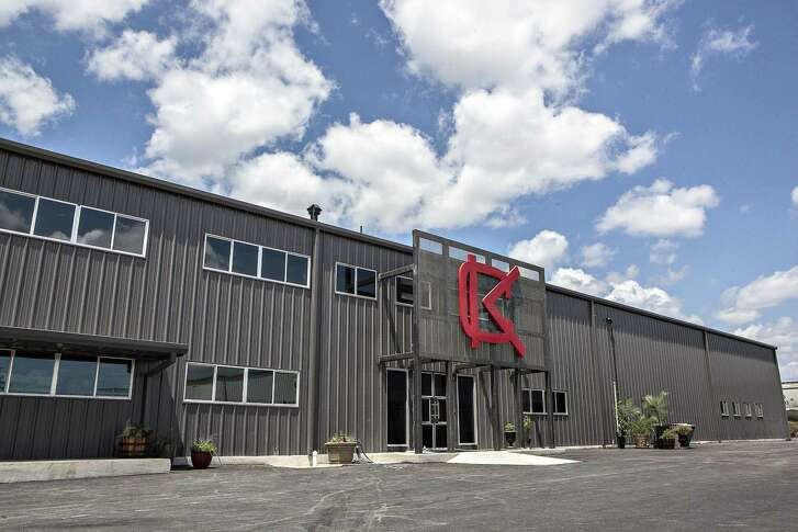 Cruising Kitchens' new facility was the work of staffers only. No contractors or other outside experts were involved.