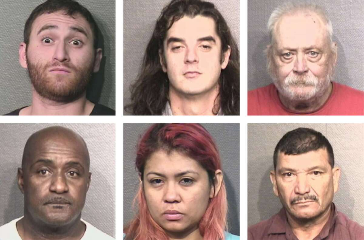 In May, Houston police arrested 31 drivers on felony alcohol charges. Click through to see some of the charges and mugshots of those arrested for felony-level DWI charges.
