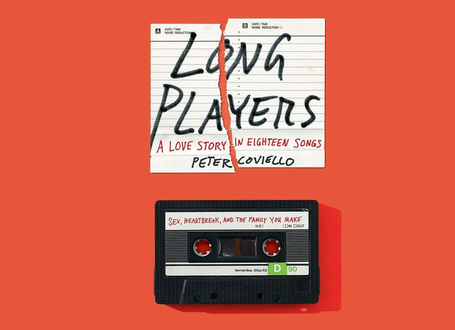 """""""Long Players: A Love Story In Eighteen Songs,"""" by Peter Coviello Photo: Penguin Books / Penguin Books"""