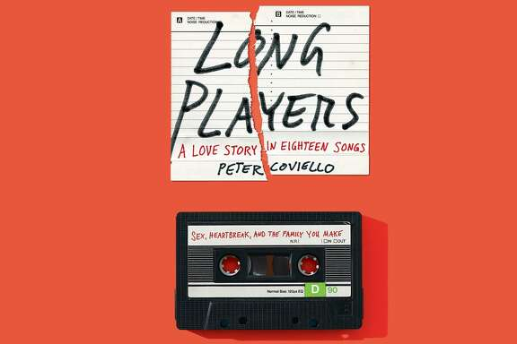 """Long Players: A Love Story In Eighteen Songs,"" by Peter Coviello"