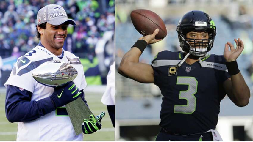 Where are the 2013 Seahawks now? Russell Wilson: Still with the Seahawks The face of the Seahawks' organization, Wilson likely isn't leaving Seattle anytime soon. The quarterback doesn't turn 30 until later this year, and is on track for a massive contract extension at some point in the next year or so.