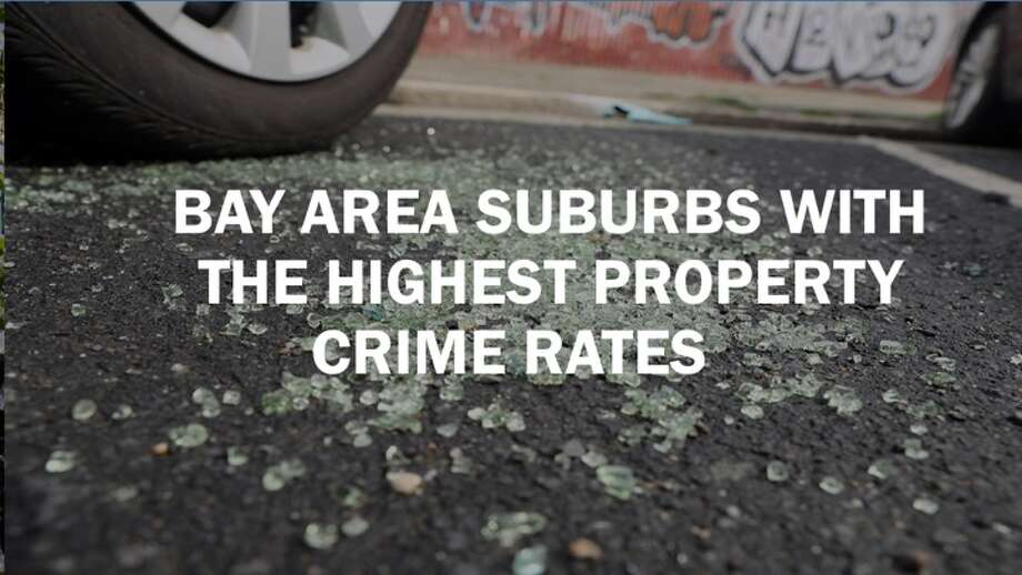 These towns and suburbs have the most per capita property crime in the Bay Area. Photo: SFGATE