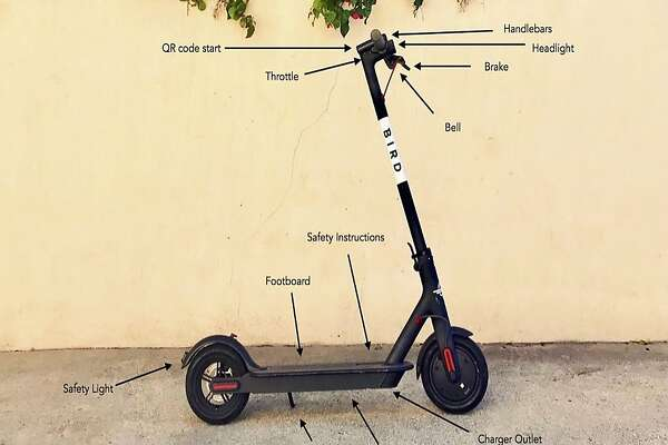The 12 scooter companies that plan to roll through San