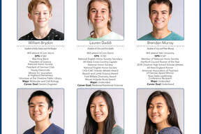 "The Register's annual ""Senior Spotlight"" series, sponsored by Yale University, spotlights talented New Haven-area high school seniors and shares information about them their dreams for the future."