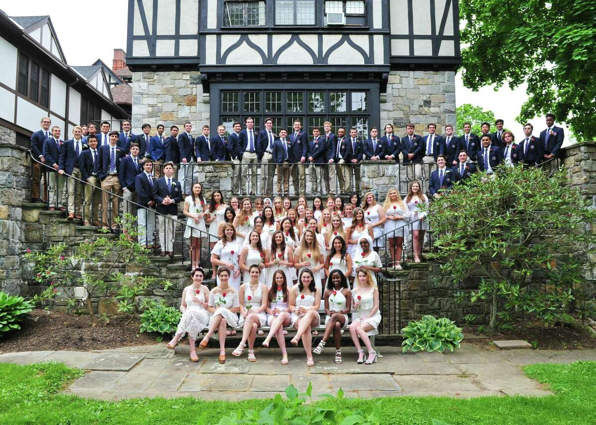 The Gunnery's Class of 2018 graduated earlier this month. The class included a number of students from Litchfield County.