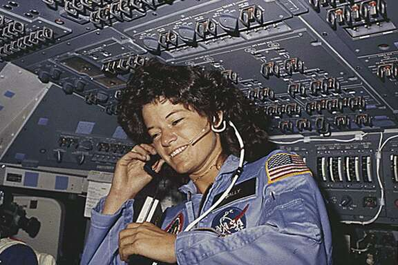 Sally Ride became the first American woman in space during a flight of the space shuttle Challenger launched 35 years ago this week. Only after her death in 2012 at the age of 61 did the public learn she was gay.