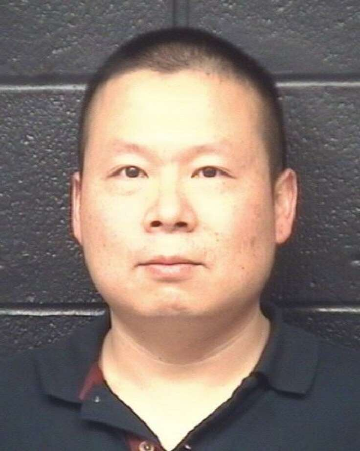Hang Li, 39,  was charged with three counts of child pornography. Photo: Laredo Police Department