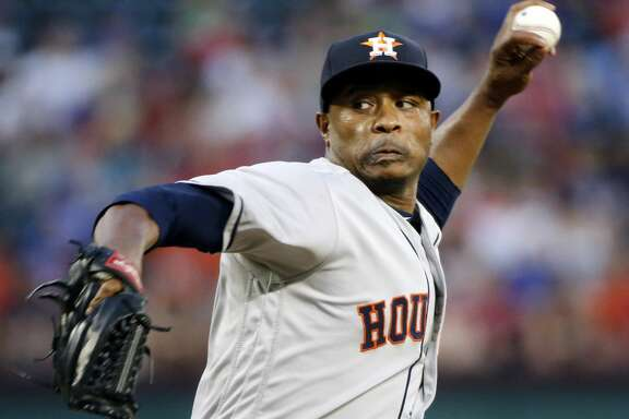 """I like how he's throwing it,"" Astros manager A.J. Hinch said of Tony Sipp, ""that's why I was going to give him the eighth with a three-run lead, too."""