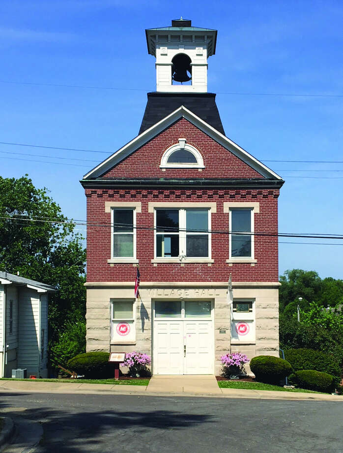 The old Glen Carbon Village Hall and Firehouse has been placed on the National Register of Historic Places.