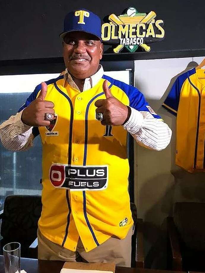 Former Tecolotes Dos Laredos manager Eddy Castro was hired by Olmecas de Tabasco this week for the same position. Castro was 15-24 with the Tecos before the team parted ways with him May 2. The Tecos and Olmecas play in Tabasco July 20-22. Photo: Courtesy Of The Olmecas De Tabasco