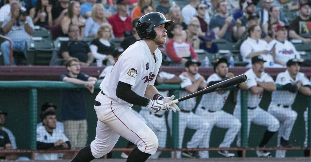 Seth Beer, OF/1B 21 years old The Astros' first-round pick in 2018 started in low Class A Tri-City where he four home runs in 11 games and promptly was promoted to Class A Quad Cities.