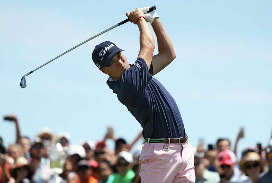 Justin Thomas enters the Travelers Championship as the second ranked player in the world. Photo: Streeter Lecka / Getty Images / 2018 Getty Images