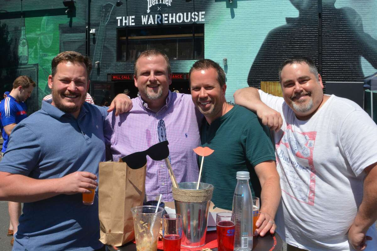 The East Coast brew Fest took place on June 16, 2018 at The Warehouse Fairfield Theatre Company. Guests enjoyed live music, food trucks and local beer samples. Were you SEEN?