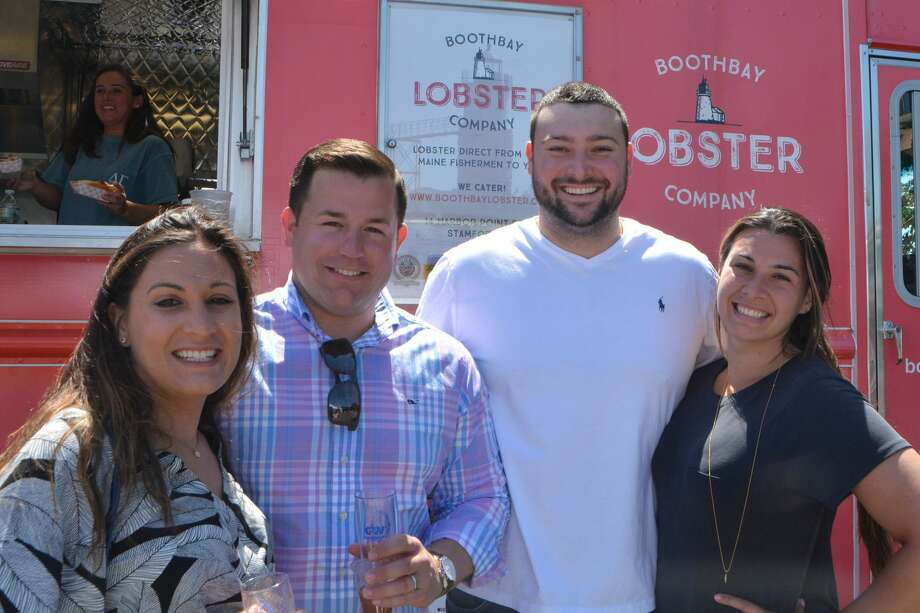 The East Coast brew Fest took place on June 16, 2018 at The Warehouse Fairfield Theatre Company. Guests enjoyed live music, food trucks and local beer samples. Were you SEEN? Photo: Vic Eng / Hearst Connecticut Media Group