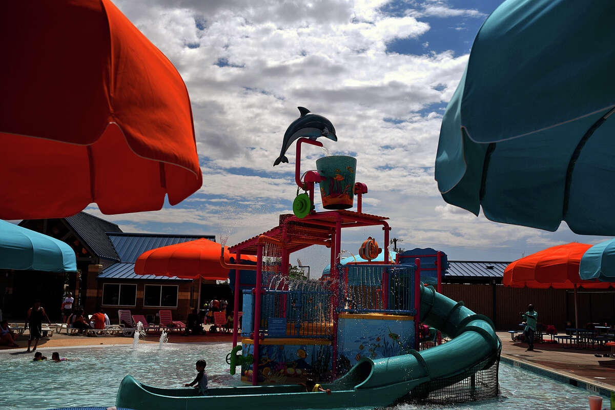 Washington Family Aquatic Center opens Saturday for Memorial Day Weekend and will remain open for the season.