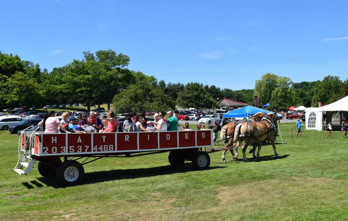The annual Strawberry Festival at Lyman Orchards in Middlefield took place June 16, 2018. The day was filled with events for all ages from Breakfast on the Deck, to strawberry picking, food tasting, a pie eating contest and more. Were you SEEN?