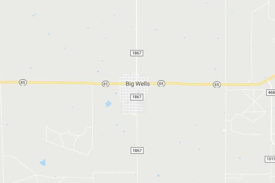 Authorities said the crash occurred on Texas 85 in Dimmit County near Big Wells, east of Eagle Pass.