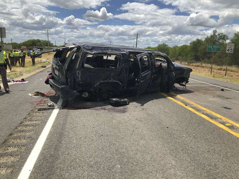 DPS, Homeland Security investigating fatal Big Wells crash