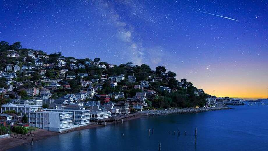 """In Marin, usually you find people who are very interested in theater, and opera, and exercise and entertaining. It's all part of what is important in life."" Photo: Sestevens/iStock; Bjdlzx/iStock; Realtor.com"