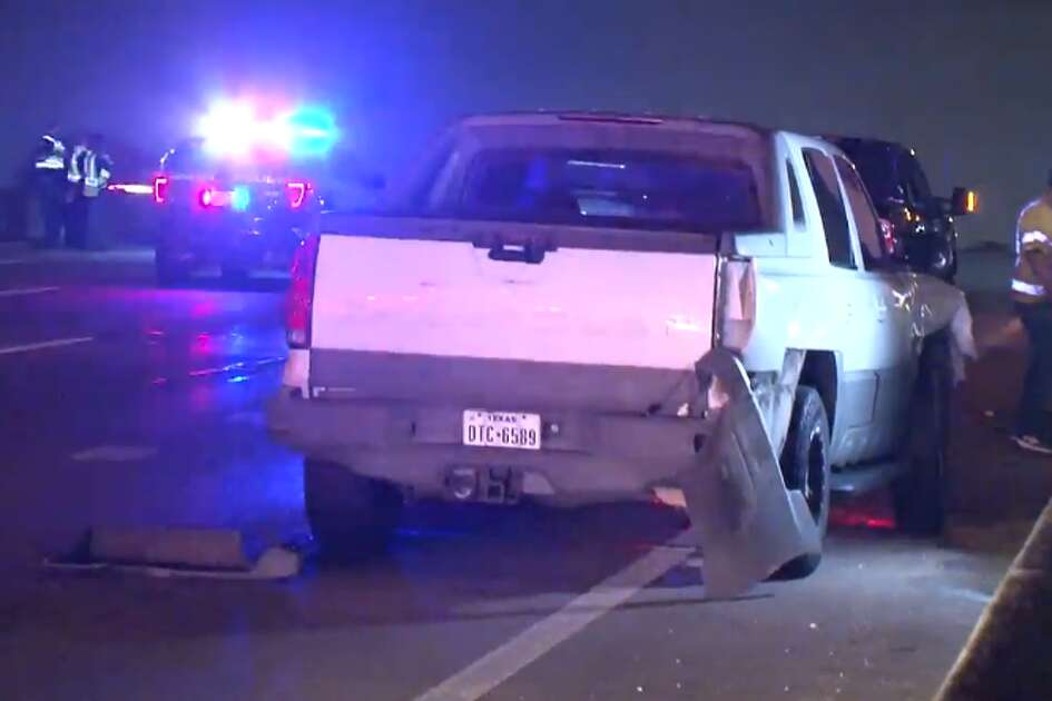 One man was killed after he was run over by several cars on the North Freeway Monday morning, June 18, 2018.