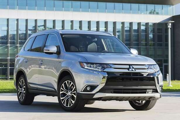 Witnesses told police they saw the suspects take Perkins shoes, and possibly some other property, before fleeing in a grey Mitsubishi Outlander with the license plate number KRC1559.Pictured above is a model Mitsubishi Outlander, not the actual suspect vehicle.