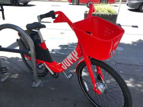 We tested out a JUMP e-bike as Uber plans Seattle launch of