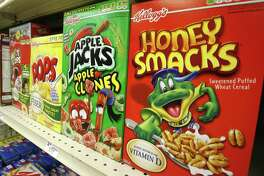 FILE- The federal government is expanding its recall of Kellogg's Honey Smacks cereal that has been linked to a multi-state outbreak of Salmonella infections. The outbreak has sickened people in 31 states, including Connecticut. (AP Photo/Gene J. Puskar, File)