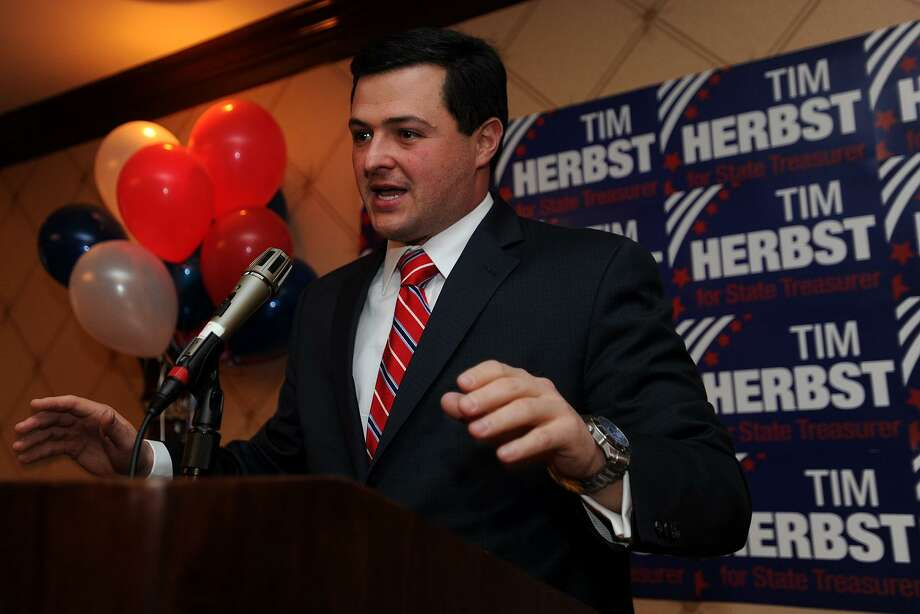 Republican candidate for governor Tim Herbst Photo: Brian A. Pounds / Brian A. Pounds / Connecticut Post