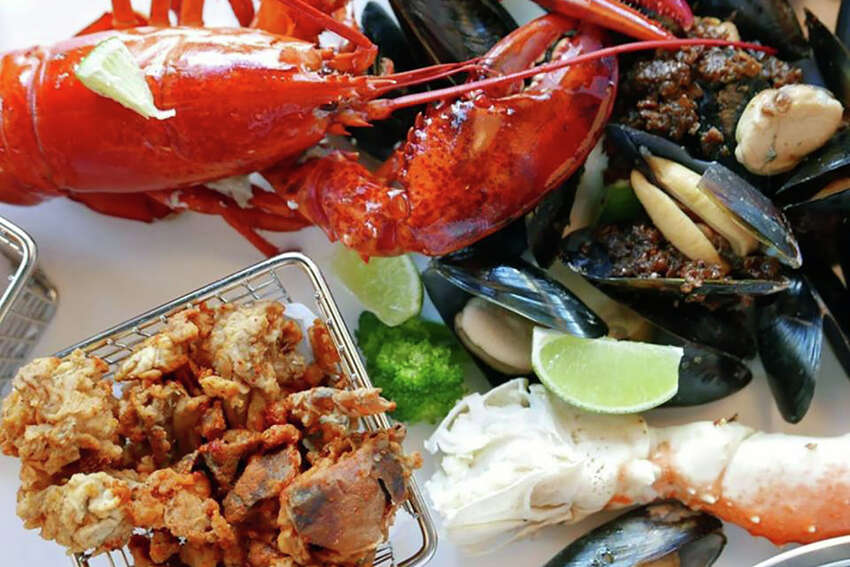 An Asian-themed seafood restaurant called The Boil Shack is being developed for a summer opening at 59 Wolf Road in Colonie.