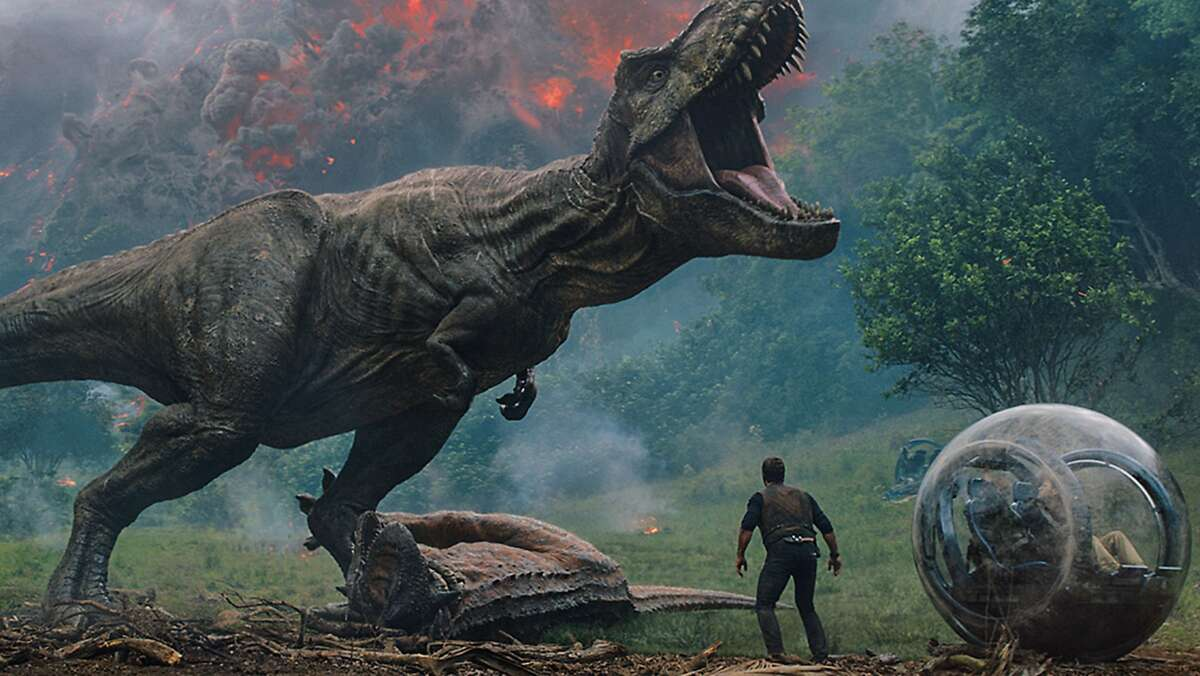 """""""Jurassic World: Fallen Kingdom"""""""