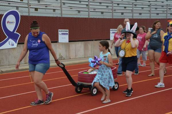 Scenes from Relay For Life on Saturday, June 16, 2018.