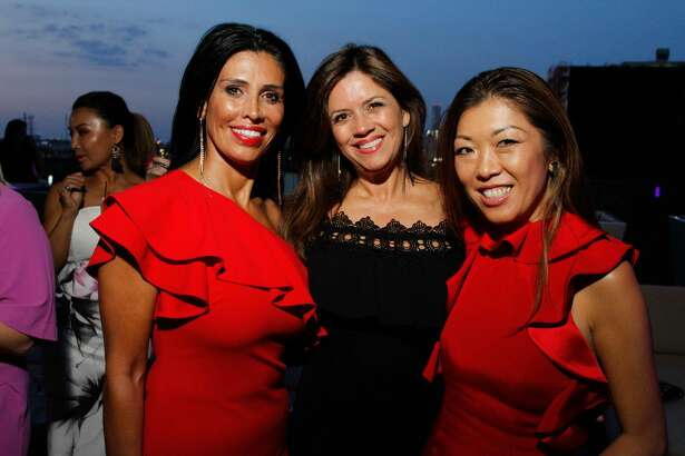 Asia Society Women in Fashion - Jenny Pallais, Jessica Candela, Karin Jamieson