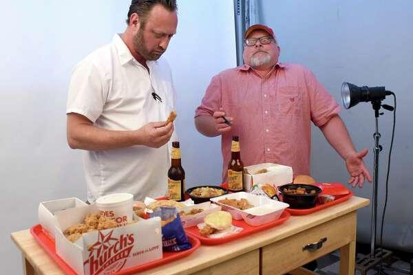 Critics pick their favorite fast food in San Antonio - ExpressNews com
