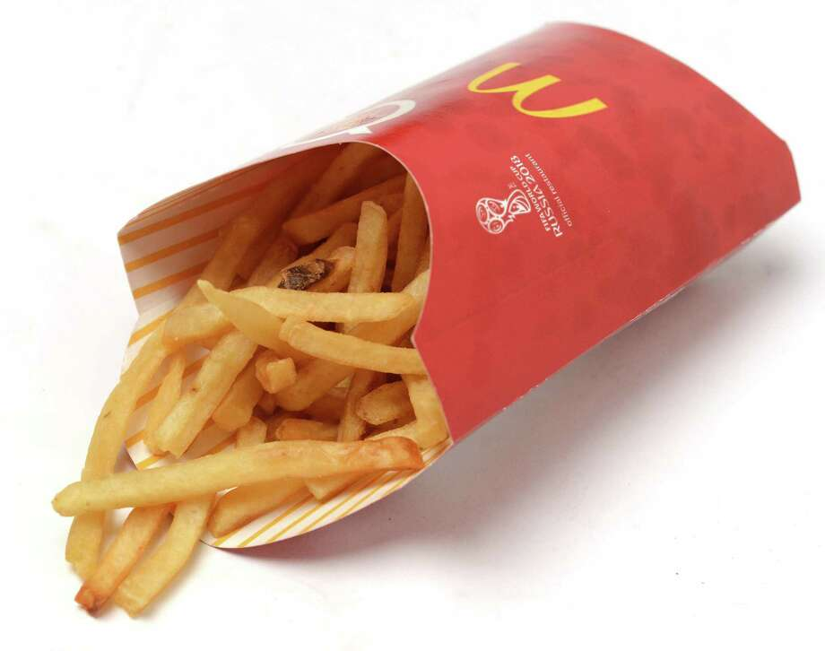 McDonald's is giving away free fries every Friday in July — here's