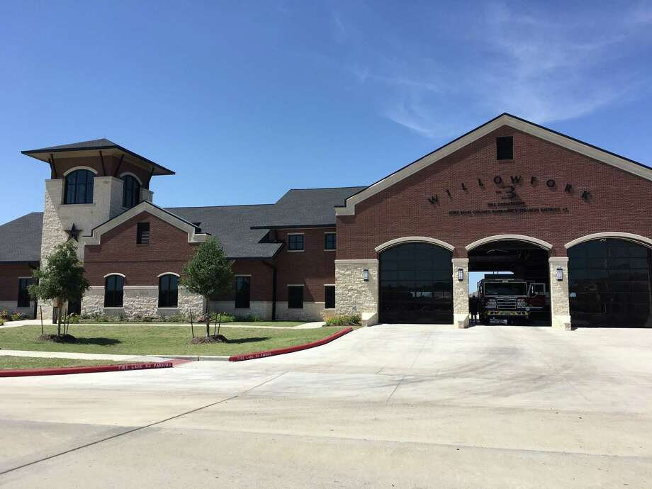 Fort Bend County Emergency Services District No. 2 will celebrate the recent opening of Willowfork Fire Station No. 3 with grand opening festivities from 11 a.m.-1 p.m. June 23. The station is located at 2700 Spring Green Blvd. in Katy near the intersection of Katy-Flewellen Road. Photo: Karen Zurawski / Karen Zurawski