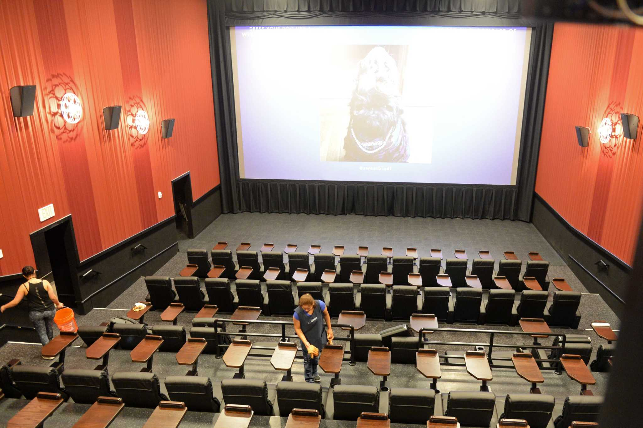 Food And Drink: Alamo Drafthouse Founder Blown Away By New Katy Theater