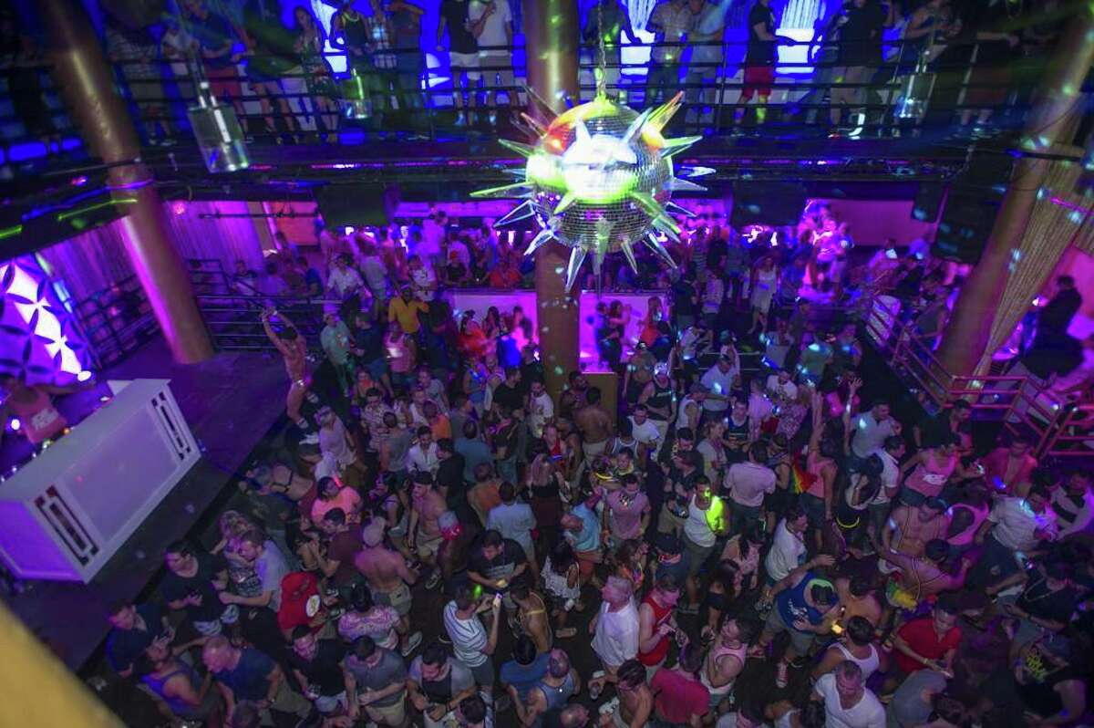 Rich's nightclub in Houston. >> Click through for more LGBT bars and clubs in Houston.