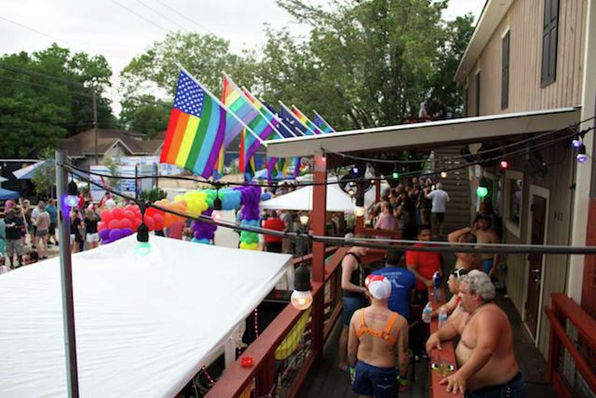 Eagle's Pride Street Festival 2019 DJs, drag queen and nonstop partying. June 21-23 at Eagle Houston, 611 Hyde Park; free; 713-523-2473.