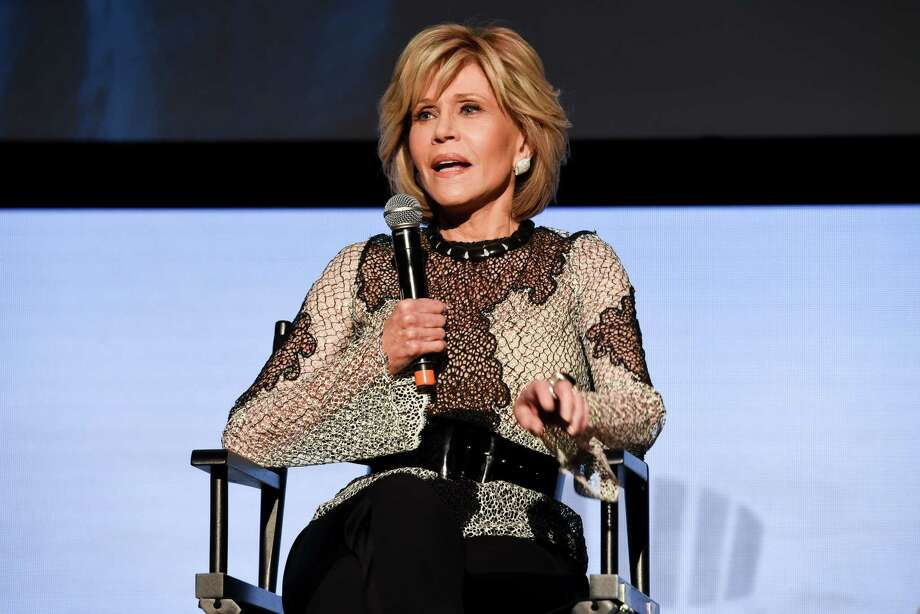 Jane Fonda arrived on Capitol Hill this week to lobby on behalf of low-income 