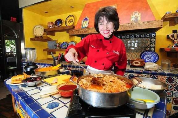 Sylvia's Enchilada Kitchen Owner Sylvia Casares will teach four cooking classes this summer atthe1140 Eldridge Parkway, Houston, location. Participants learn her recipes plus tips for creating great Tex-Mex dishes.