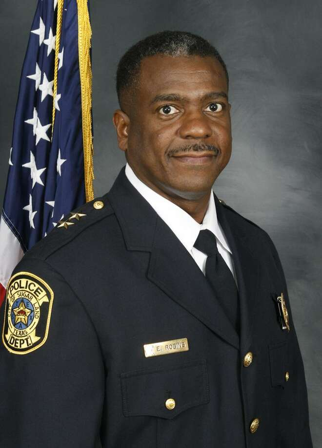 Sugar Land Police Chief Eric Robins Photo: City Of Sugar Land / City Of Sugar Land