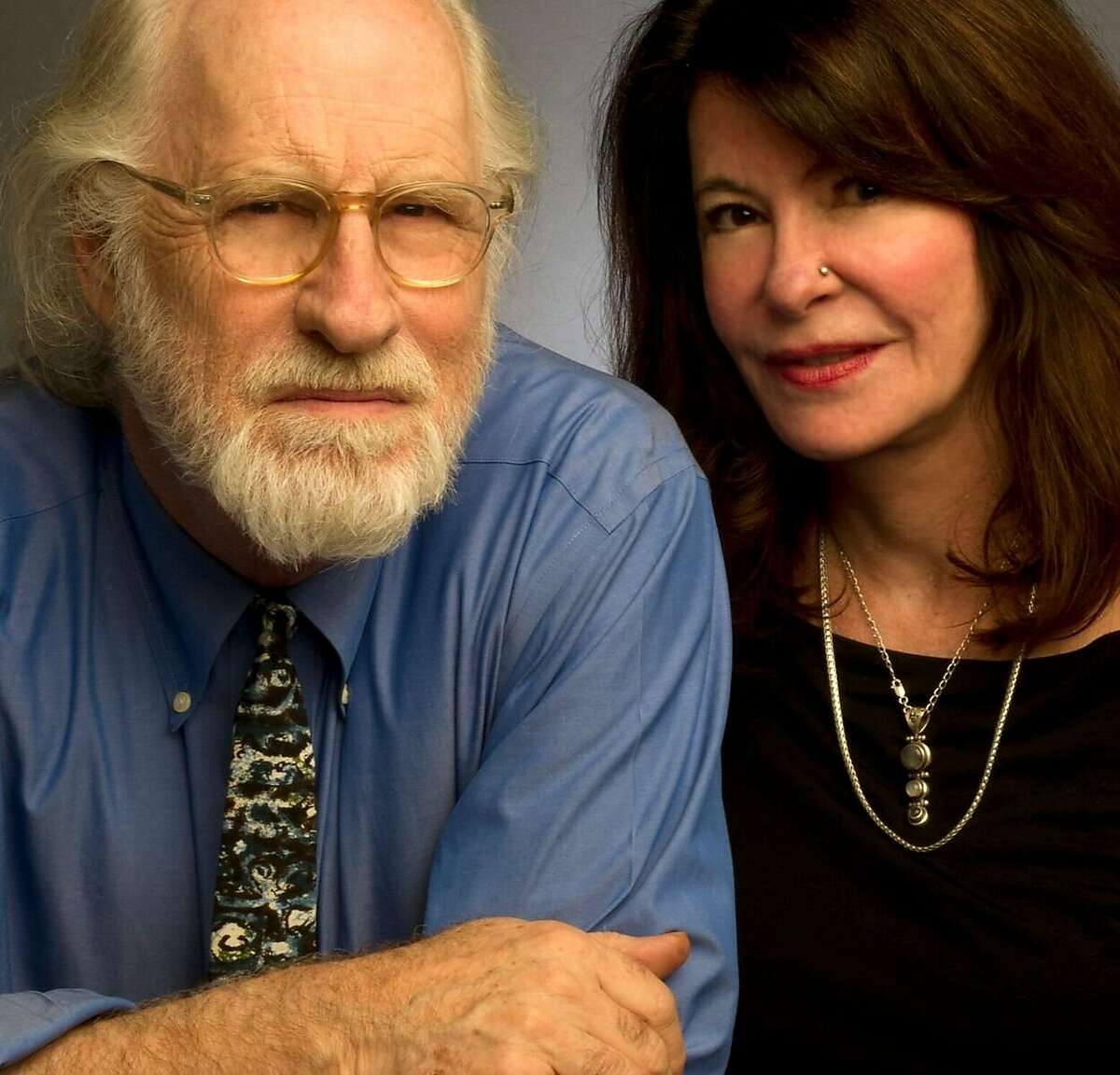 Joel Selvin with co-author Pamela Turley
