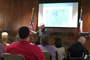 A workshop was held at Katy City Hall to dicuss projects on June 13.
